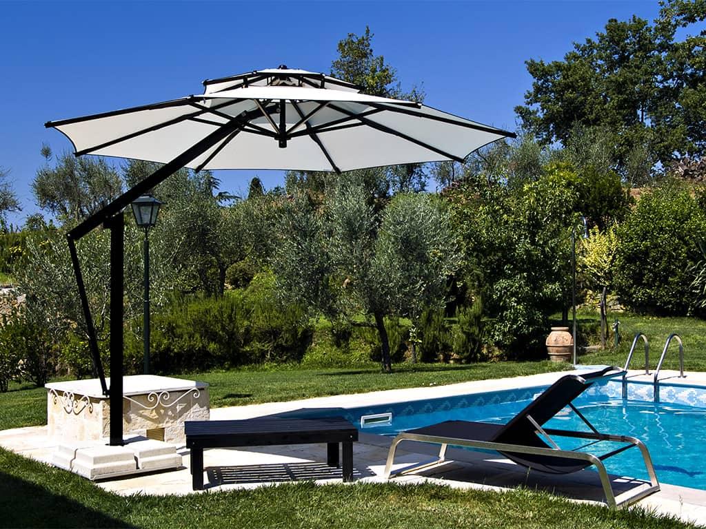 Ombrelloni da giardino napoli de vivo showroom - Riparazione ombrelloni da giardino ...
