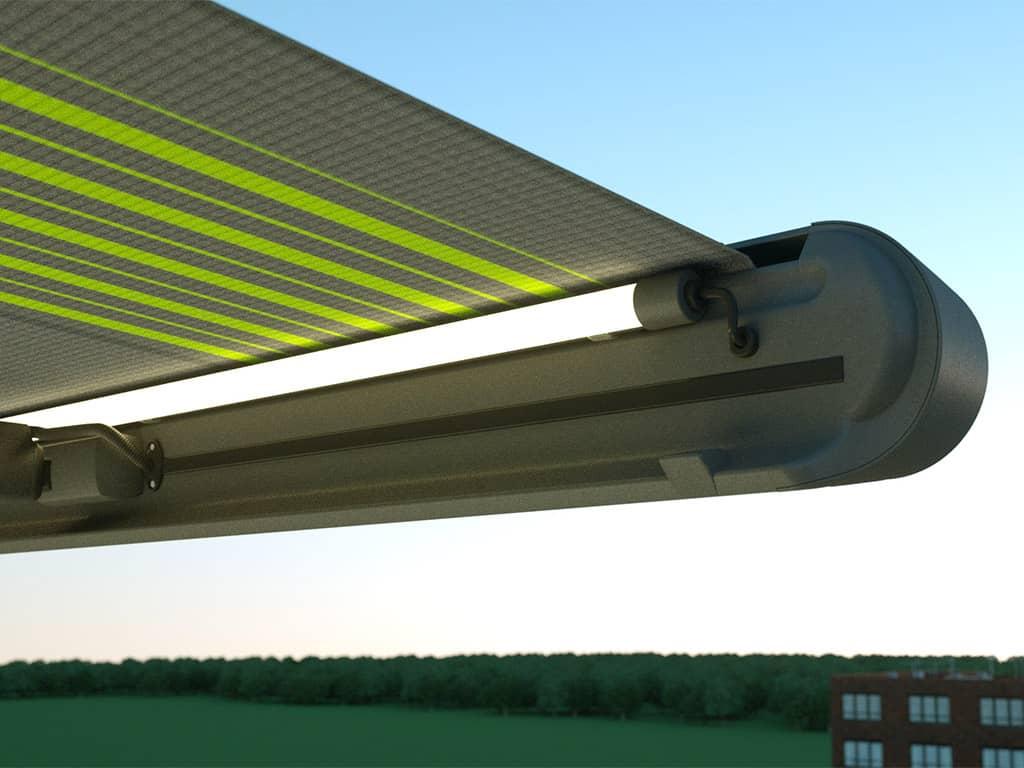 Best tende per terrazzo impermeabili contemporary design - Detrazione tende da sole 2017 ...