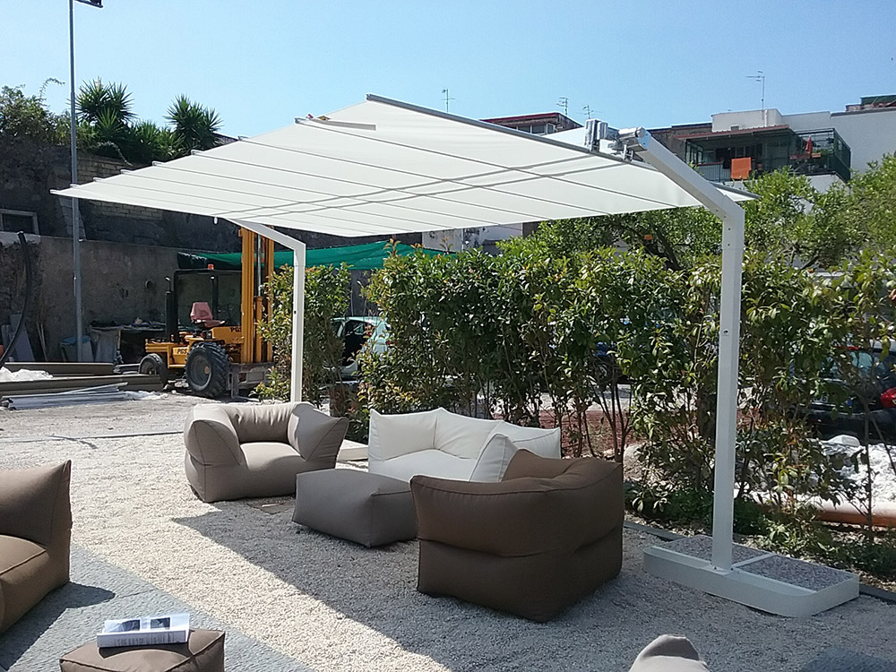 Tenda Flexy + Arredo Varaschin napoli